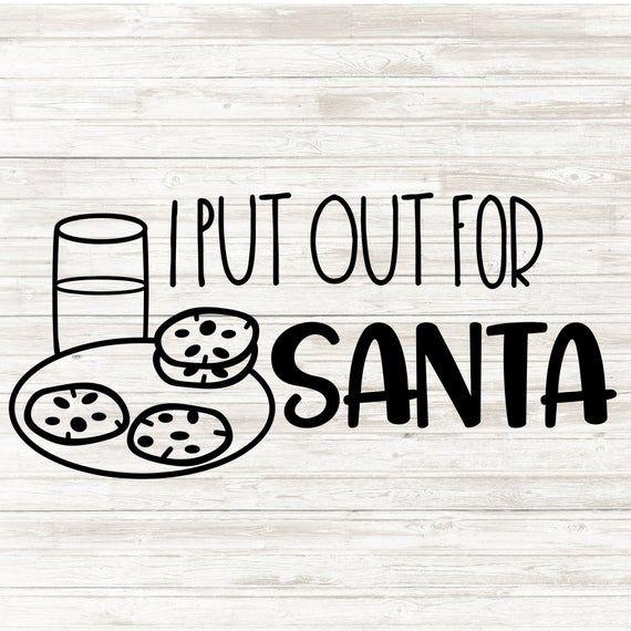 38++ I put out for santa svg trends