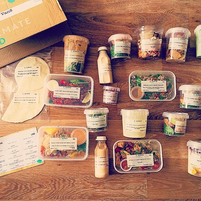Maddie Hinch - Team GB Hockey Huge thanks to @soulmatefood for my delivery today - excited to be back with you guys, eating bespoke meals on my #roadtorio #eatclean #soulmatefood