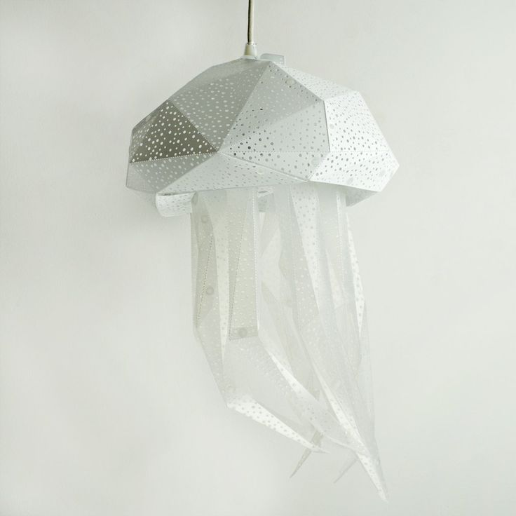 Jellyfish Lampshade - STUDIO POP OBJECT