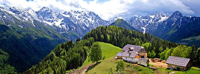 Julian Alps (Croatia & Slovenia)