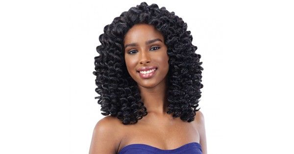 Freetress Synthetic Equal Deep Invisible L Part Lace Front Wig - Bubble WandDescription: • Type: Deep Invisible Part Lace Front Wig • Cap Size: May vary slightly by brand • Average - Circumference 21.5