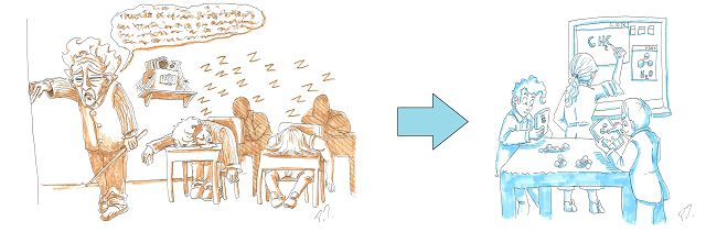 Opetusteknologia kouluissa nyt ja tulevaisuudessa