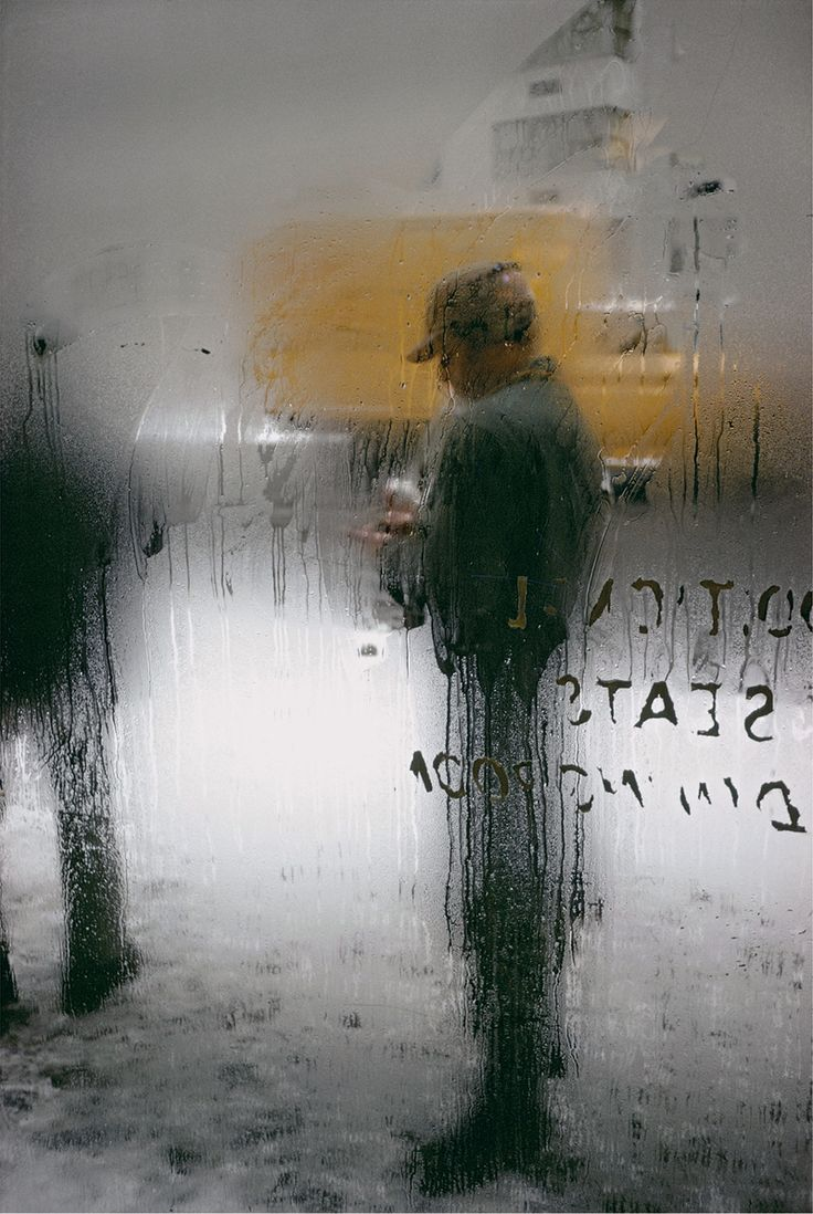 Famous Street Photographers - Saul Leiter (1923 - 2013)