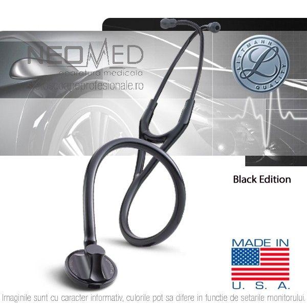 Master Cardiology - Stetoscop 3M Littmann, 69 cm http://stetoscoapeprofesionale.ro/littmann/25-littmann-master-cardiology.html
