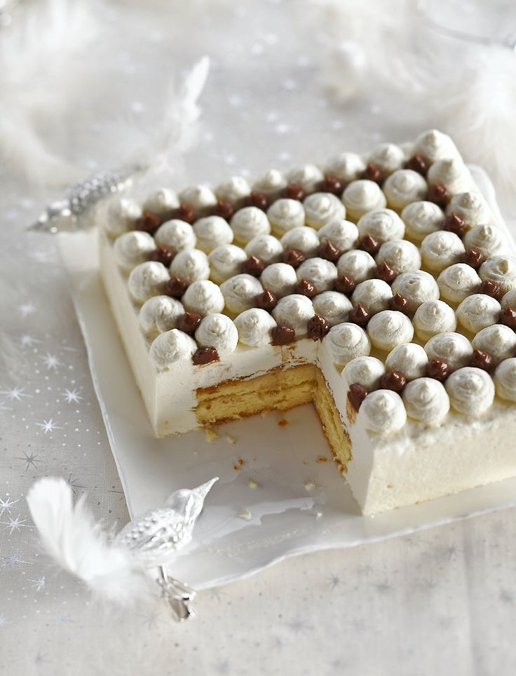 Gâteau aux trois laits - Régal