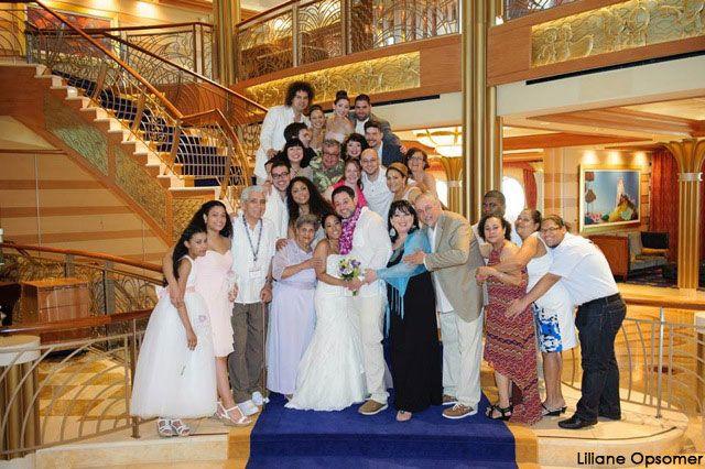 cruise wedding photos - Google Search