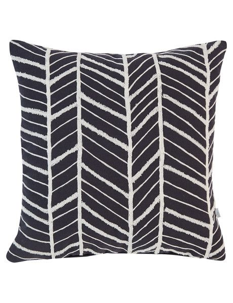 The Tocca textured cushion from the Your Home and Garden range will be a contemporary and on-trend addition to your home decor.