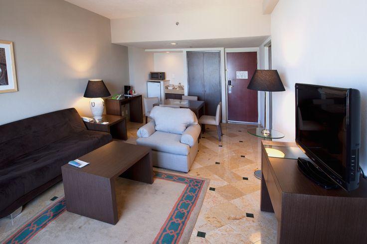 Suite Sala Hotel Holiday Inn Puebla La Noria