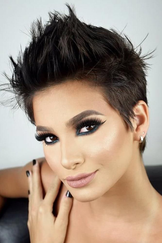 21 super cool taper haircut styles hair ideas pinterest do you know that a taper haircut has become quite popular among women these days we all know that men used to sport such cuts but now we can often see solutioingenieria Gallery