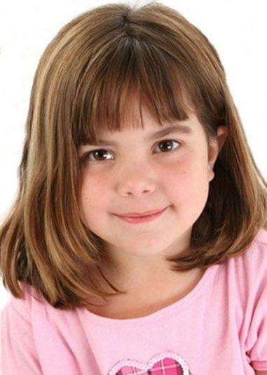 Cute Little Girls Short Haircuts