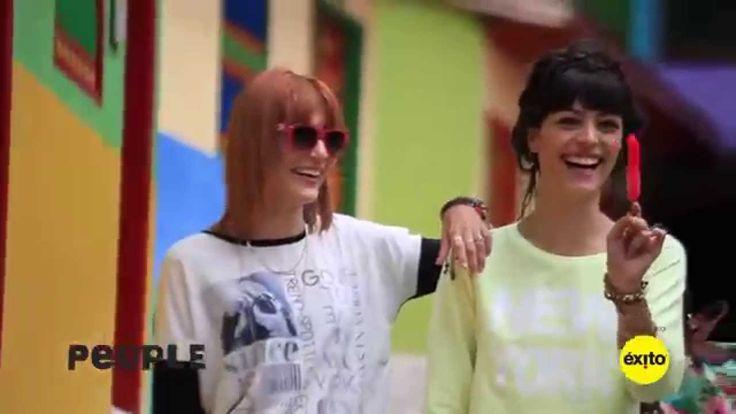 Modelos: Daniela Giraldo / David Bustamante - www.aemodels.co - PEOPLE, para los que saben divertirse