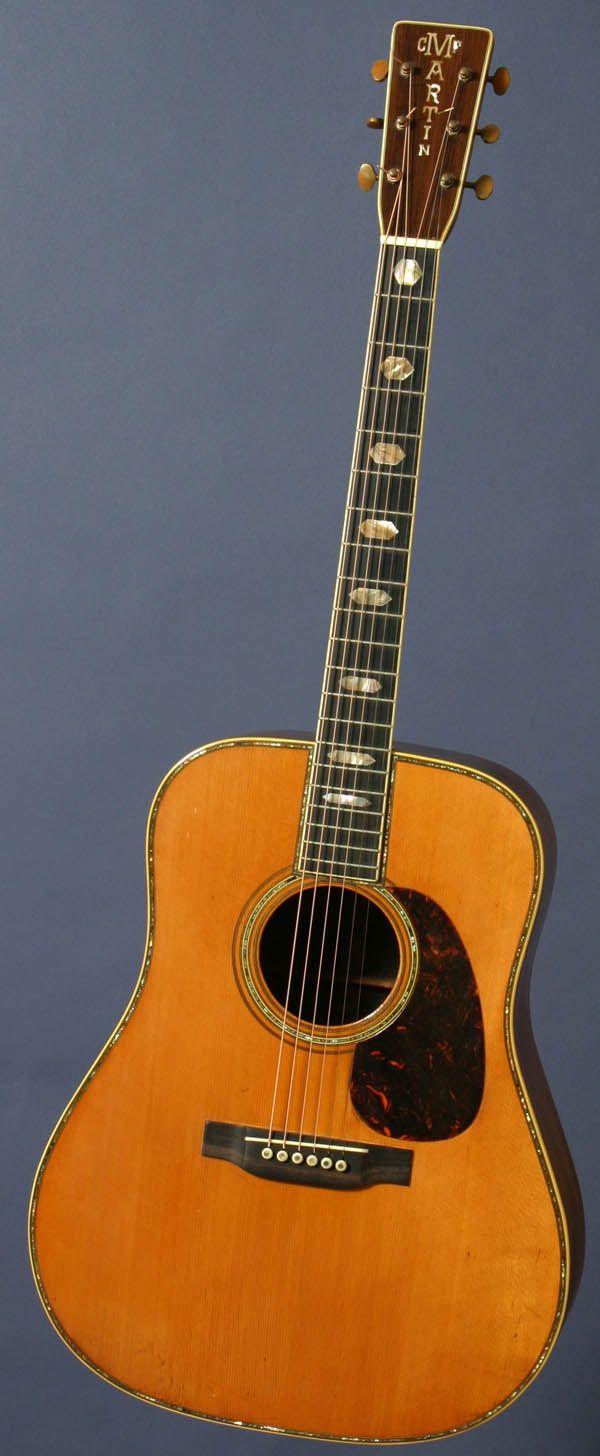 1942 Martin D-45 guitar