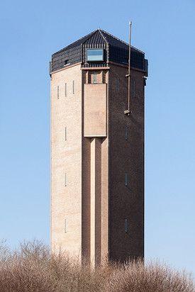 Zecc Architecten Utrecht: Watertoren Sint Jansklooster