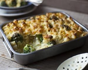 Cauliflower And Broccoli Mac'n'cheese Recipe on Yummly