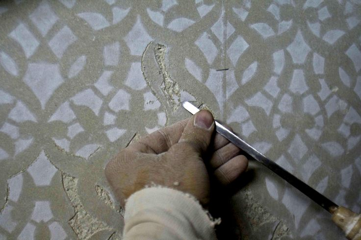 At #RoyalMansour, #Moroccan traditional crafts are everywhere you look.