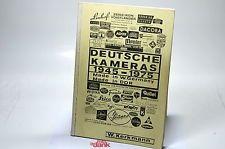 Kerkmann, Willi: Deutsche Kameras 1945-1975