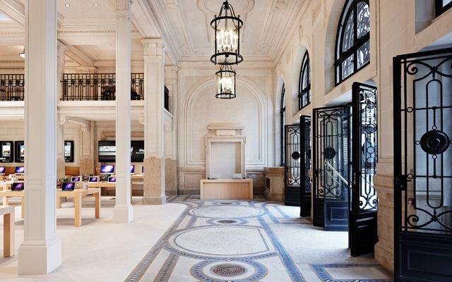 Red Leaf Retail Concepts Inc.     Paris Opera Apple Store