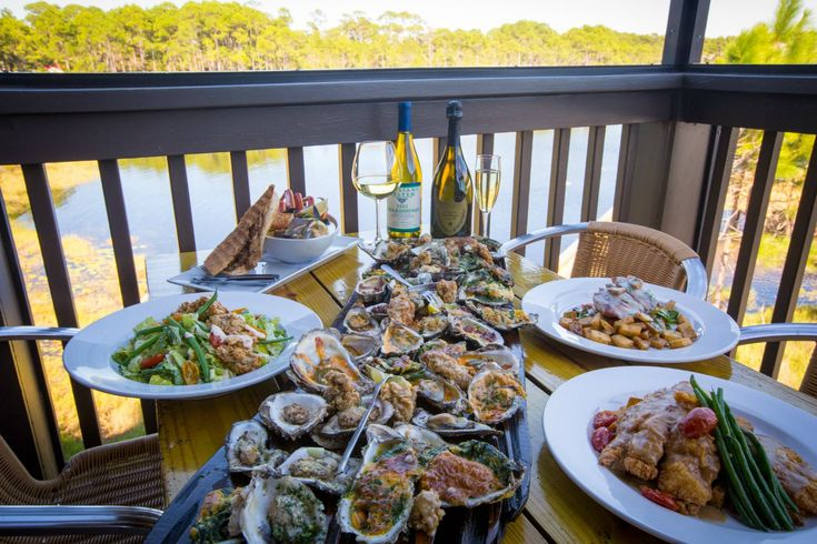 16 best visit the florida panhandle images on pinterest for Local fish restaurants