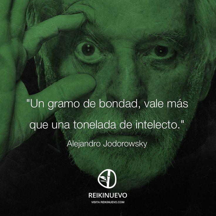 Alejandro Jodorowsky: Un gramo de bondad http://reikinuevo.com/alejandro-jodorowsky-gramo-bondad/