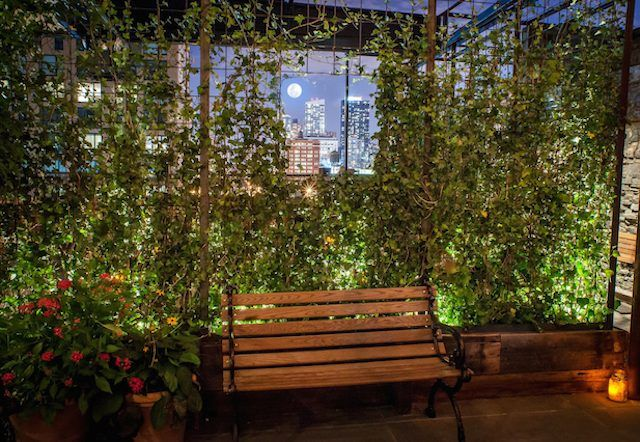 The 10 Best Rooftop Bars In NYC There are few things more pleasurable than drinking on a roof in warm weather. Here are our favorite spots....