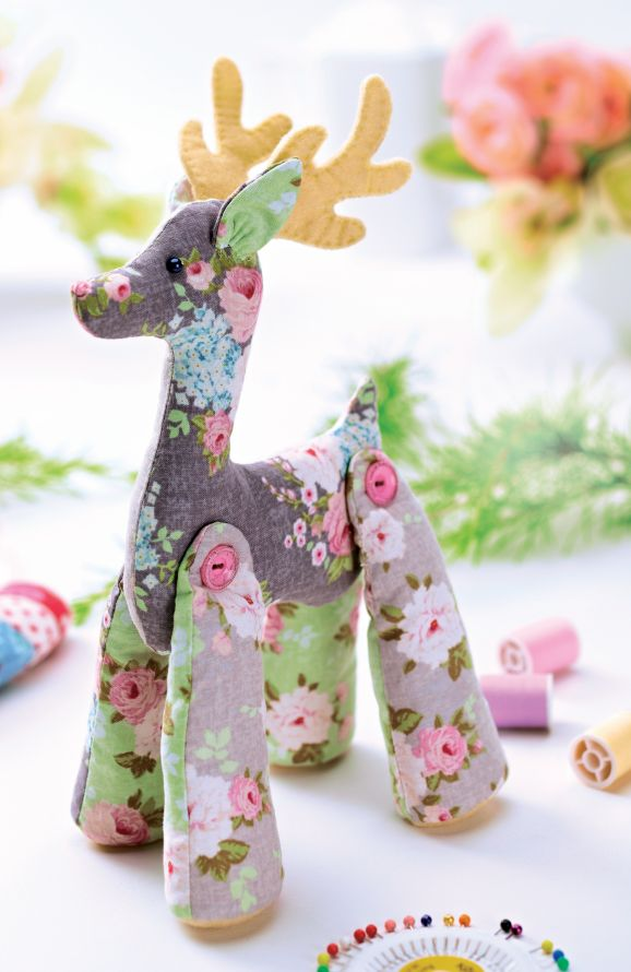 8 Reindeer Projects for Christmas