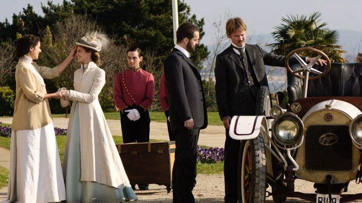 Imágenes de la segunda temporada de 'Gran Hotel'