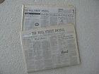 THE STOCK MARKET CRASH OF '87 - THE WALL STREET JOURNAL Oct 20, 1987, 75 pages - 1987, CRASH, JOURNAL, MARKET, Pages, Stock, Street, wall