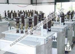 www.padmavahini.com/oil-filled-transformer.php - Oil Filled Transformer Manufacturers, Suppliers & Exporters in India. Oil Filled Transformer applications are Chemical plants, Paper & steel mills, Mining operations, Oil & gas etc.