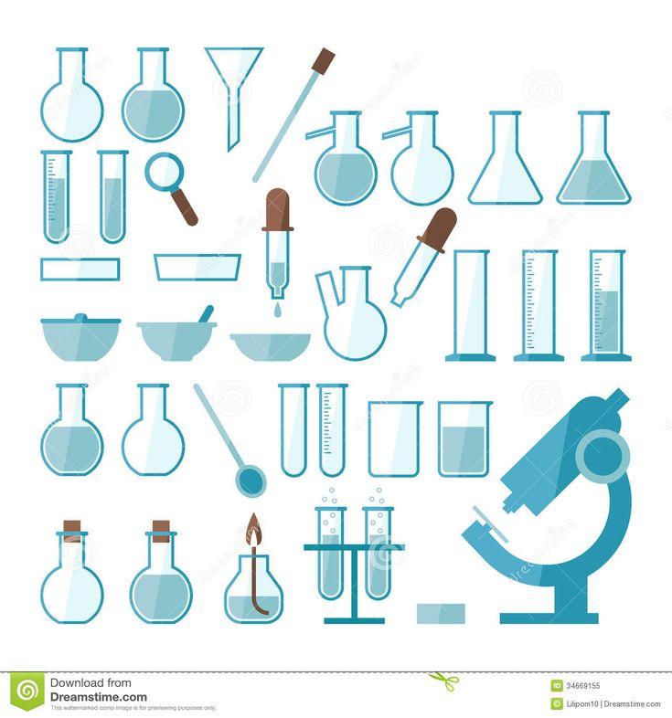 scientific experiments set up clip art - Google Search