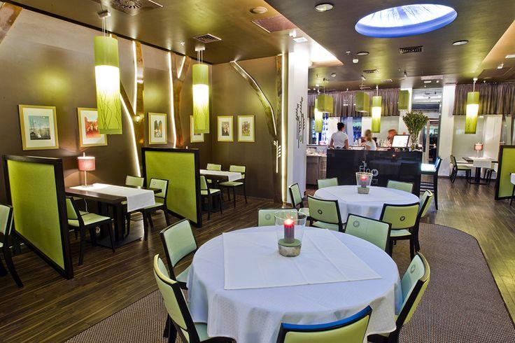 Restaurant Etno design interior projektowanie wnętrz