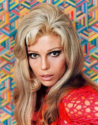 Nancy Sinatra is an absolute muse!