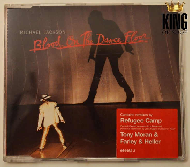 Now available at King of Shop:  http://www.king-of-shop.com/product/michael-jackson-blood-on-the-dance-floor-eu-cd-single/