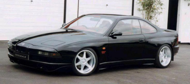 Omg Omg Omg Bmw 840ci With A Wide Body Kit Cars