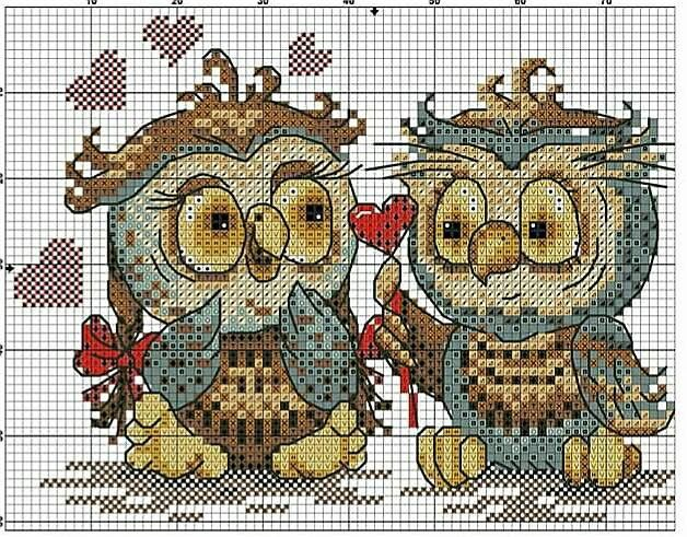 A another cute cross stitch!