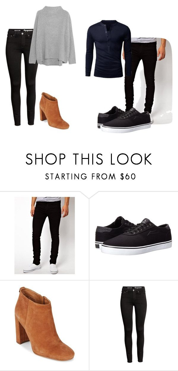 """Rainy day"" by grraciie-386 on Polyvore featuring Dr. Denim, Lakai, Sam Edelman and Vince"