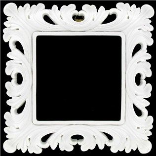 Frame small photos and other works of art with this versatile white open cut frame. | Shop Hobby Lobby
