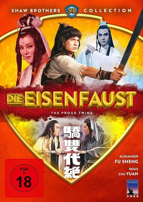 Details Zu Die Eisenfaust Dvd Hsueh Erh Wen Alexander Fu Sheng Dvd Filme Ebay