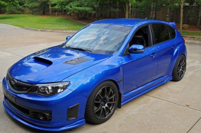 Subaru Impreza Hatchback Wrx Subaru impreza