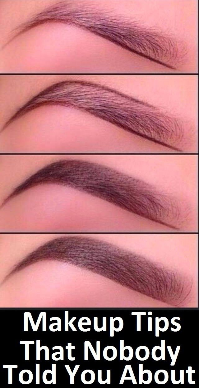 How to get perfect eyebrows every time
