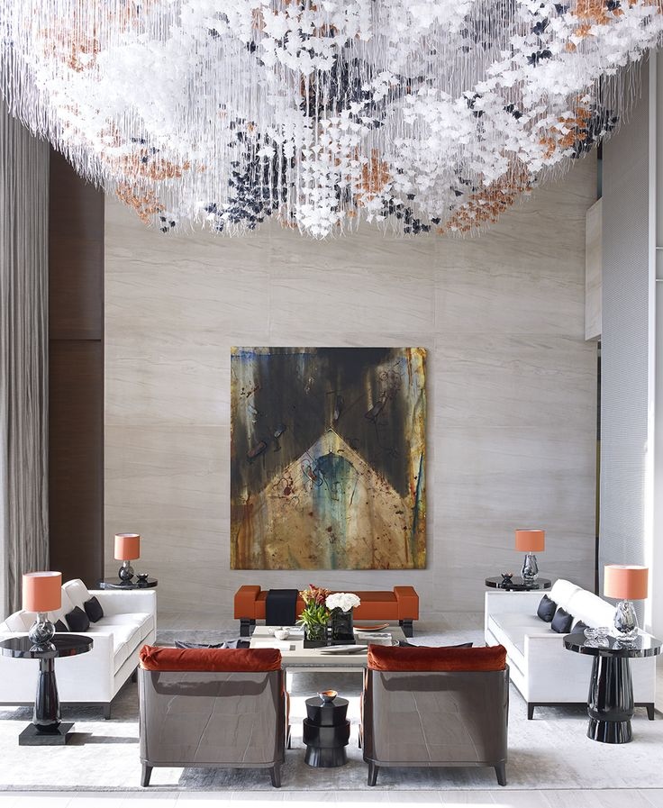 For This Contemporary New Home In Vero Beach Florida Interior Designer Dorothee Junkin Of York Based Design Firm DJDS Created A Sophisticated Look