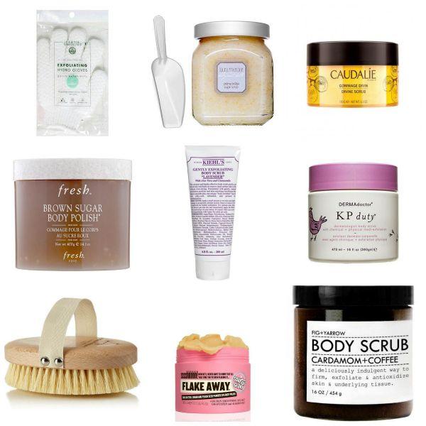 10 Amazing Body Exfoliators For Super Soft Skin