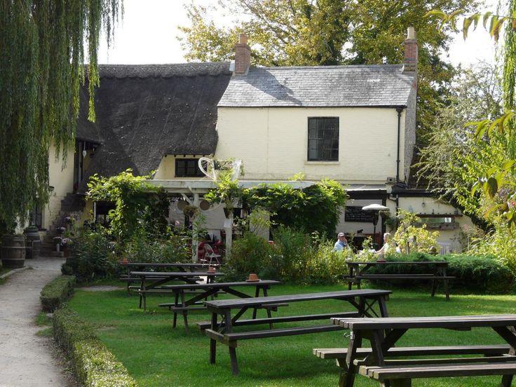 The Perch inn, Oxford