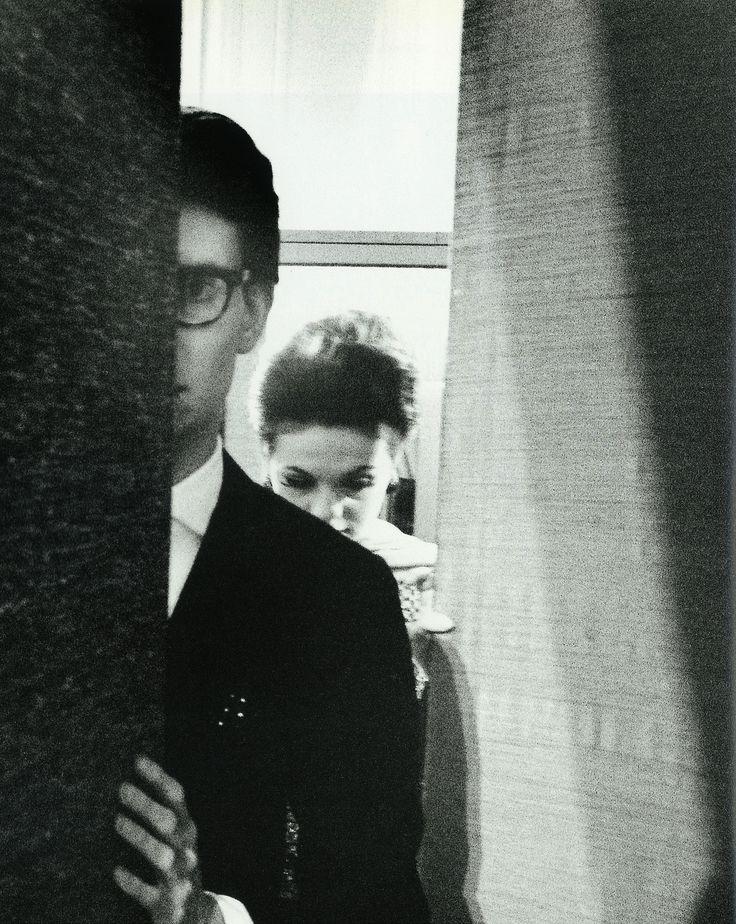 Moment of truth, Debut, Yves Saint Laurent, 1962
