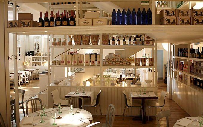 El bazar Restaurante Barato en Madrid dentro de nuestro top 10: http://www.esta-de-moda.es/restaurantes-discotecas-bares/restaurantes/los-mejores-restaurantes-de-madrid-cena-por-menos-de-30e/