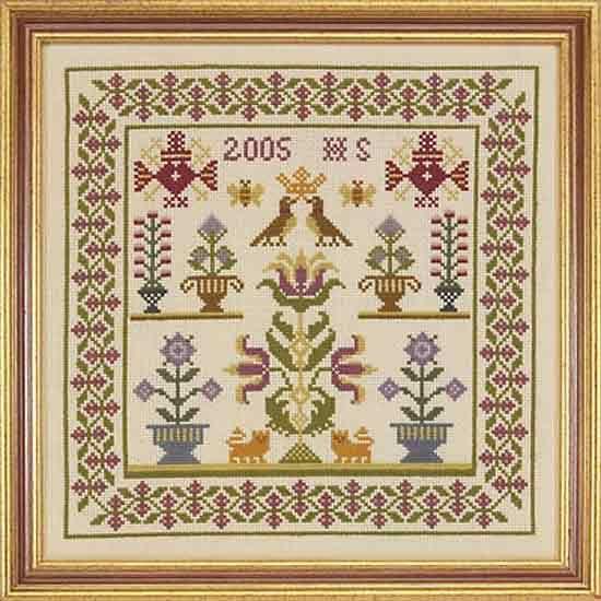 cross stitch samplers -