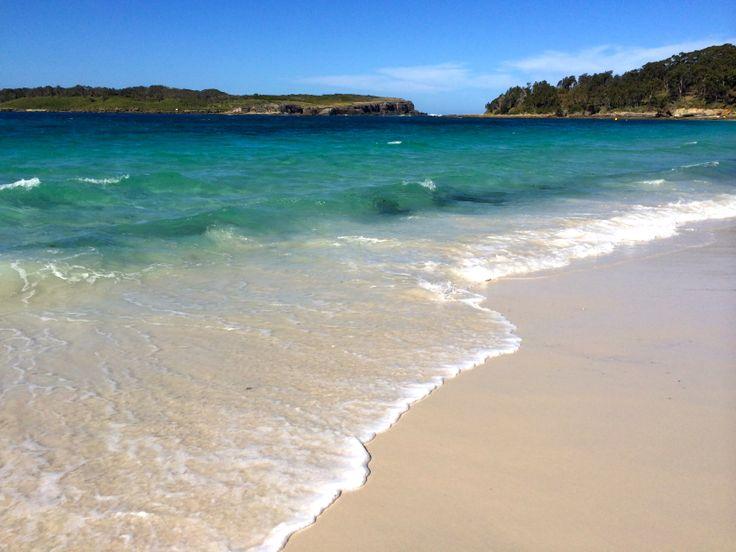 Jervis Bay, Australia. #goaustralia