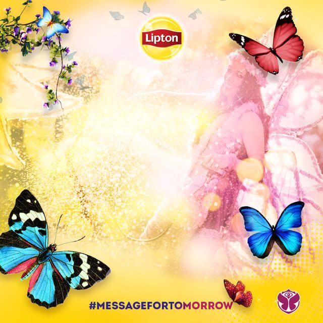 Spannend! Ik heb zojuist mijn #messagefortomorrow ingezonden en maak nu kans op een van de Tomorrowland Experiences. Wil jij ook een vleugje magie? Deel dan snel je eigen #messagefortomorrow en doe mee op www.liptonicetea.com