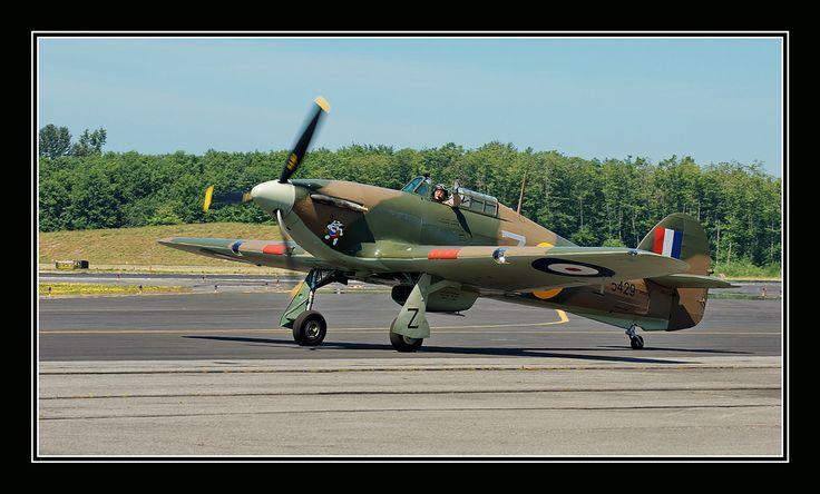 Hawker Hurricane Mk XIIA | by NewsyL