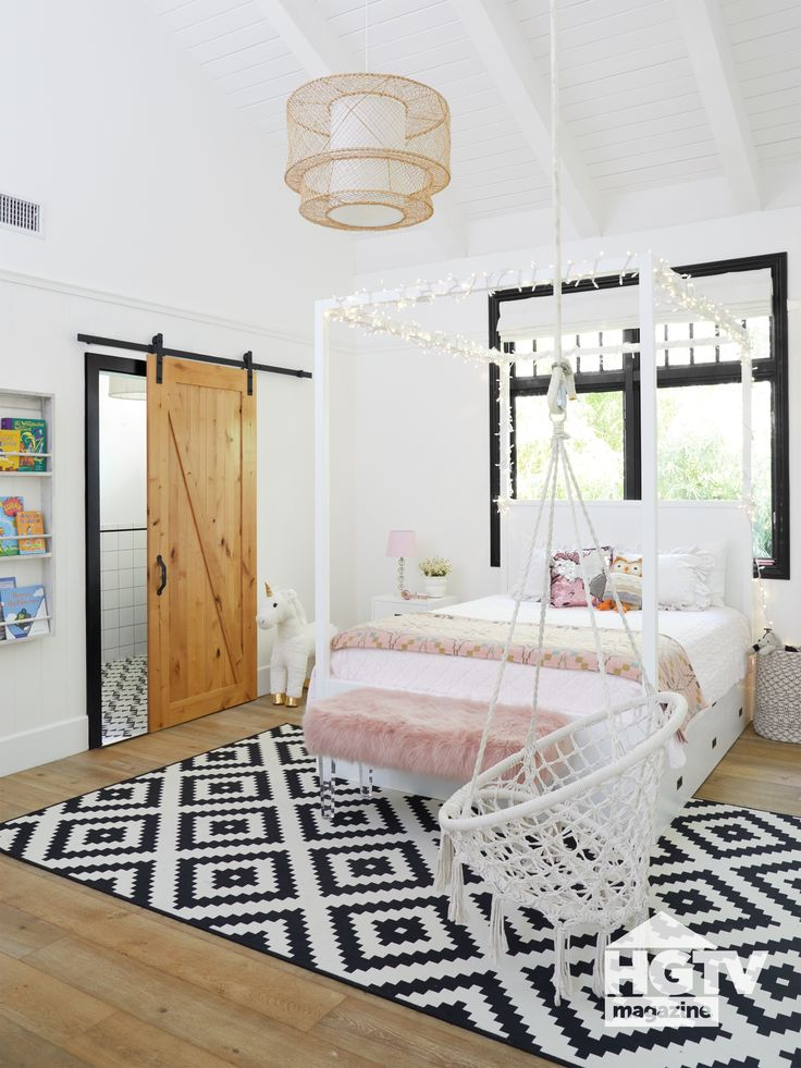 Christina Anstead's daughter's room featured in HGTV Magazine