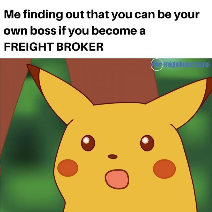A FREIGHT BROKER! Starts your FREIGHT BROKER